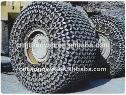 KAWASAKI KLD85Z Dump truck tyre protection chains