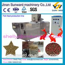 Cost saving fish feed production line, fish feed machine