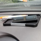 Mobile Phone Pad,phone sticky mat,Anionic silicone skid-proof car mat/OEM 2013 Silicone car mobile phone mat