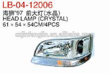 HEAD LAMP FOR TOYOTA HIACE 1997