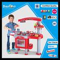 venta al por mayor 2014 cocina juguetes de juego de cocina de plástico conjunto de juguete