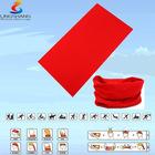 LSB-0244 Ningbo Lingshang 100% polyester outdoor neck tube multifunctional seamless Custom Sweatband Sport ski warm face mask