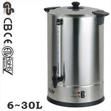 Chinese hot water tea electric restaurant kitchen equipment