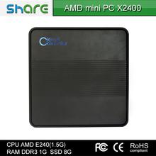 Share Cheapest thin client mini pc ncomputing mini pc micro mini pc E240 1.5GHZ NO ram no ssd no wifi Support wi