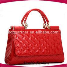 Souvenir PU Logo Custom OEM Lady Bag Handbag
