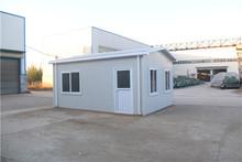 Convenient transportation beach hut prefabricated house prices
