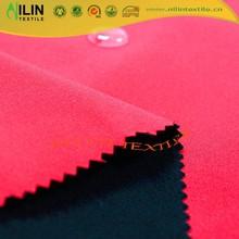 100 polyester sportswear fabric bonded fleece fabric