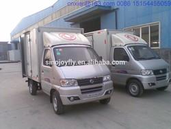 Foton mini truck Forland mini light truck/new foton truck/Foton 4*2wd Forland light truck