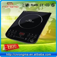 Kitchen appliance ETL wholesale eurokera electrical home appliances manufacturer round cheap induction cooke