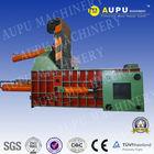 Aupu Y81T-400B CE certification hot sale hydraulic waste metal pipe baler compressor machine to European