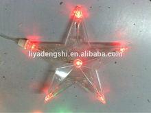 Decorative lights low power modeling