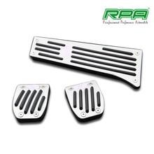 de gas automático de goma del pedal pedal de freno esterasdecoches de gas y el pedal de freno para caber m3