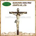 grande vendita di legno polyresin croce cristiana