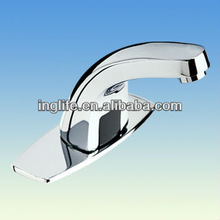 2012 hot selling compeletly touchless Automatic k & b faucet used in public ING-9102