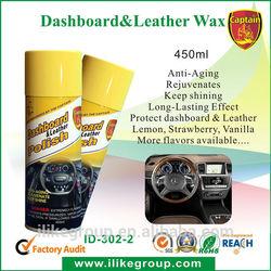 400ml dashboard wax for used car care polish car
