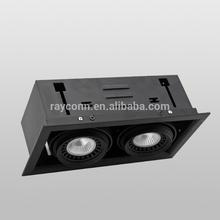 High power LED grille lamp, COB LED downlight, High CRI