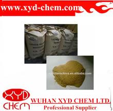 calcium lignosulfonate for concrete and smelting