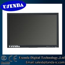 "wide screen clear vga dvi dual input hdmi 24"" led monitor"