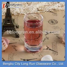 LongRun 1oz modern and elegant in fashion short drinking glass