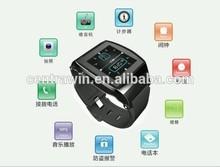 2014 Newest High Resolution U8 Bluetooth Smart Watch mobile Phone