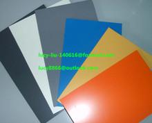 color Flexible PVC Plastic Sheets Supplier