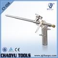 Cy-058 profissional de espuma de poliuretano arma/silicone cartucho vazio