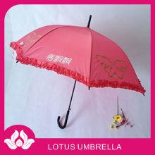latest fashion gift/craft straight umbrella