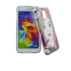 2014 Wholesale For Samsung Galaxy S5 19600 Case OEM/ODM with IMD Craft