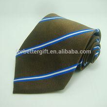 custom striped silk neckties