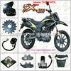 Tx200 Motorcycle spare parts for Keeway