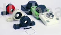 LDK Plastic bearing houses