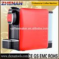Elektrische espressomaschine kaffeemaschine kapsel italienischen kaffee-marken