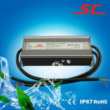 0-10v constant voltage 48v 60w ip66 led light strip power adapter