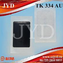 Compatible JYD TK 334 AU toner chip for Kyo FS-4000D chip-AU