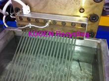 plastic film granulator machinewith advanced technology
