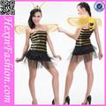amarelo e preto tropecei abelha grossista fantasias de carnaval sexy