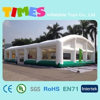 Hot selling inflatable tennis tent for sale