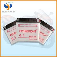 Solar power supply high safe lead acid battery 12v 7ah solar dry cell battery