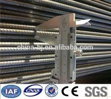 16Mn low-alloy high-tensile structural steel BS4449 deformed steel rebar