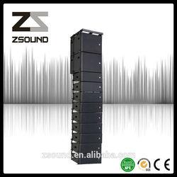 Professional multimedia small DJ speaker Line Array system