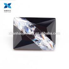 colored lavender sun flower cz stone for jewelry /quartz stones for jewelry/raw stone for jewelry