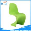 Unique plástico pantone cadeira sem braço resto xrb-055
