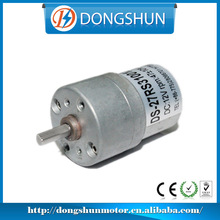 DS-27RS310 DC electric motor 27mm 12v micro dc motor with gearbox