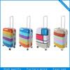 abs/pc trolley travel luggage/bag set 20'' 24'' 28''/luggage bag