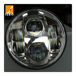 "7'' head light for Jeep Wrangler 7"" led high low beam 4x4 led headlight 7inch"