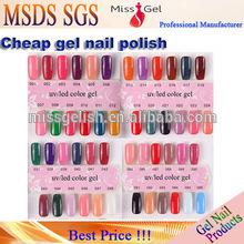 perfect colour Perfum smelling uv glitter colors gel