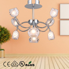 GZ20451-8C Affordable modern wrought ceiling light