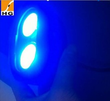 "4"" Blue signal light/warning light/10W led work light for forklift /HG-814A/"