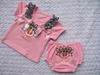 Thanksgiving lovely Turkey clothing sets for babies