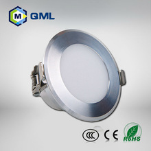 Super Power 300 lumen 3w led downlight aluminum warm white cool white for home lighting